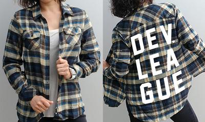 DA18-Devo League Flannel